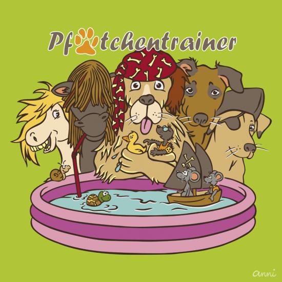 Hundeschule Sommerfest Piraten Pferde Hunde