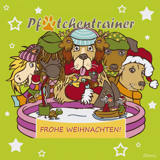 Hundeschule Weihnachten Pferde Hunde